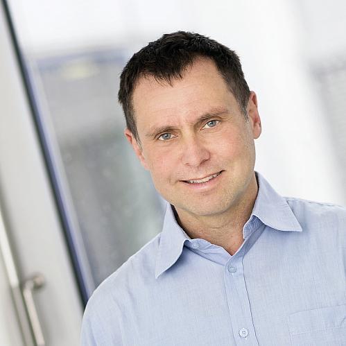 Matthias Barth, Geschäftsführer Amperox